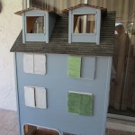 Dollhouse Paint And Exterior Trim Choices