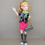 LittleMissMatched Sporty Girl Doll