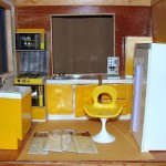 Remodeling My Doll House Kitchen
