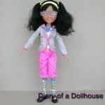 LittleMissMatched Artsy Girl Doll