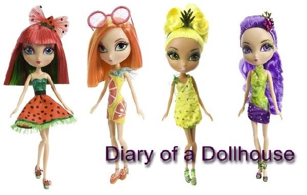 La Dee Da Juicy Crush Dolls