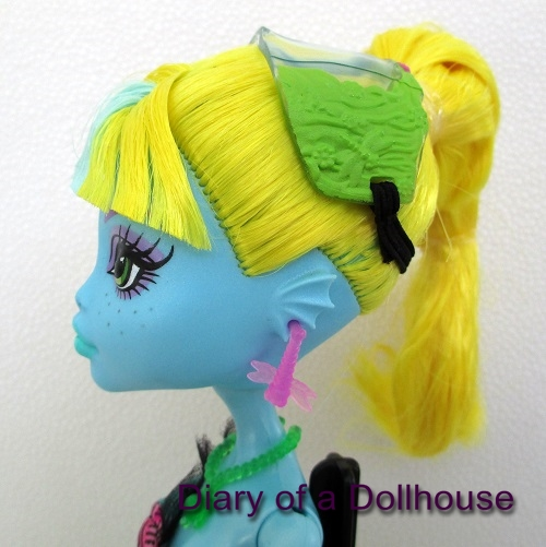 Lagoona Blue 13 Wishes Doll