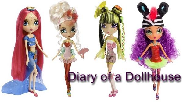 La Dee Da Runway Vacay Dolls