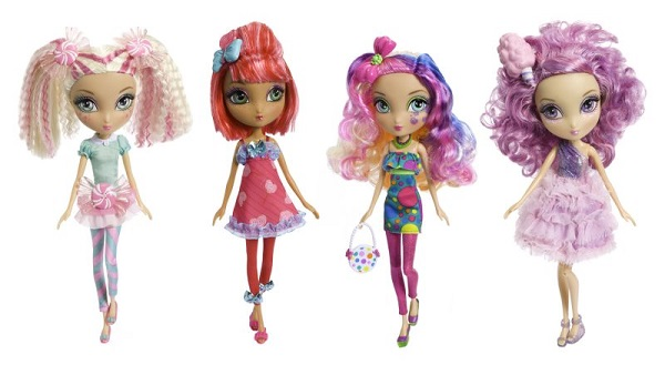 La Dee Da Sweet Birthday Party Dolls
