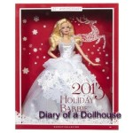 Holiday Edition Collector Barbie Dolls
