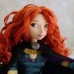 Meet Princess Merida From The Movie Brave