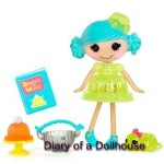 Lalaloopsy Mini Dolls Series 8 – Shoppes and Sew Sleepy Collection