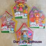 Lalaloopsy Mini Dolls Series 11 – Golden Brick Road Collection – Miscellaneous