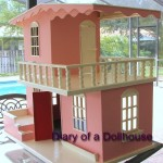New Beach Cottage Dollhouse