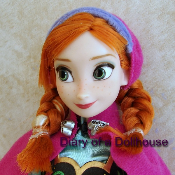 Frozen Princess Anna Doll