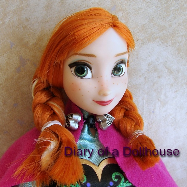 Disney Frozen Princess Anna Doll
