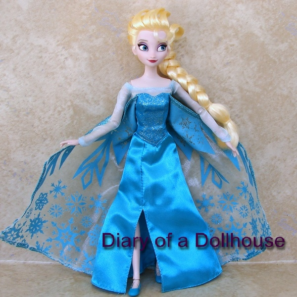 Frozen Elsa Snow Queen Doll