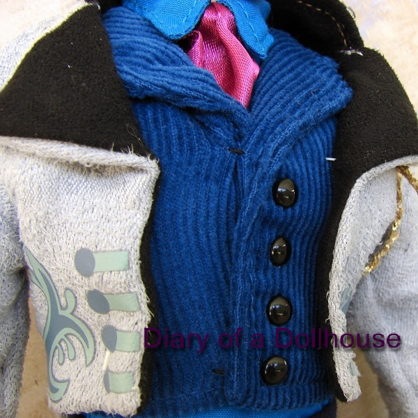 Frozen Hans Doll Disney Clothes