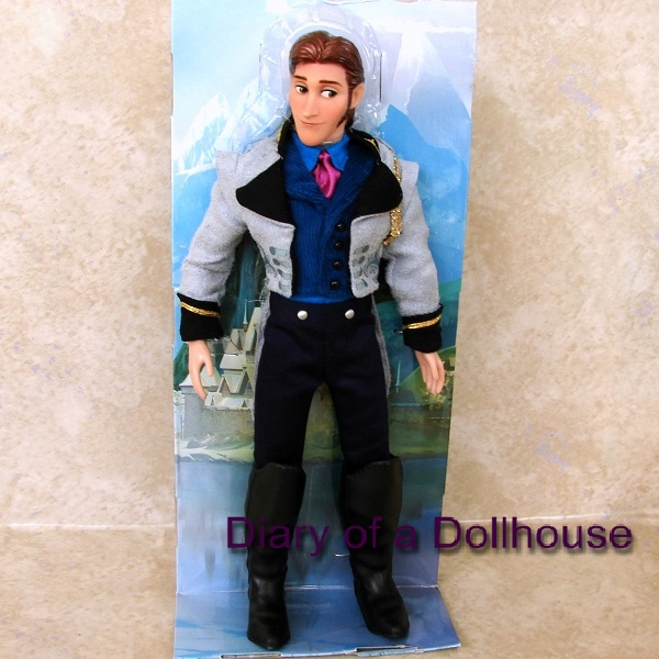 Frozen Hans Doll