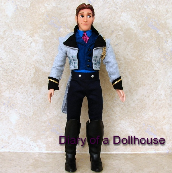 Frozen Hans Disney Doll