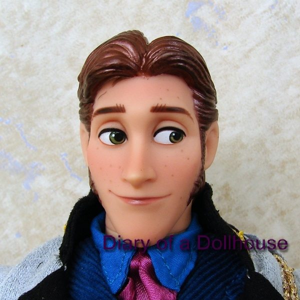 Frozen Hans Doll Disney