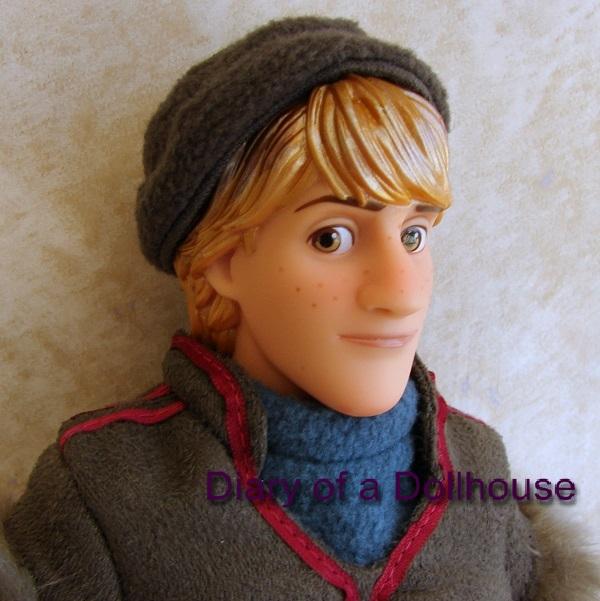 Frozen Disney Kristoff Doll
