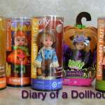 Kelly And Friends Halloween Dolls