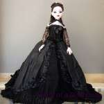 Ellowyne Grand Despair Doll From Tonner