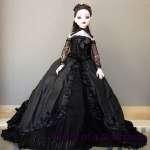 Ellowyne Grand Despair Doll From Tonner