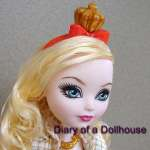My New Apple White Ever After High Doll by Mattel