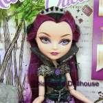 Raven Queen Makes Her Not So Evil Debut