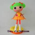 Lalaloopsy Mini Doll Stand Prototype and Cute Miniature Food Finds