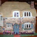 I Bought A Franklin Mint Rose Cottage Dollhouse