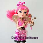 C A Cupid Doll From Ever After High