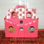 Lalaloopsy Mini Dollhouse Outside Gets Updated