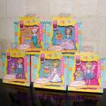 Mooska Mini Fairy Tale Dolls From MGA Entertainment