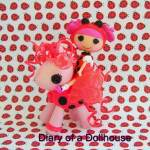 Cute Pictures of Lalaloopsy Mini Dolls