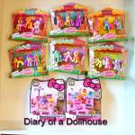 Lalaloopsy Mini Ponies and Hello Kitty Accessory Sets On Clearance