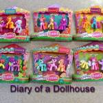 Lalaloopsy Mini Ponies Carousel Sets