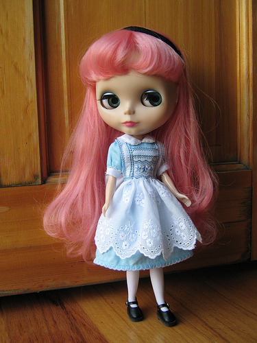 Alice in Wonderland Blythe Dress