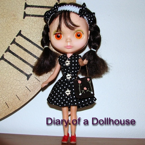 Blythe Sewing Dress