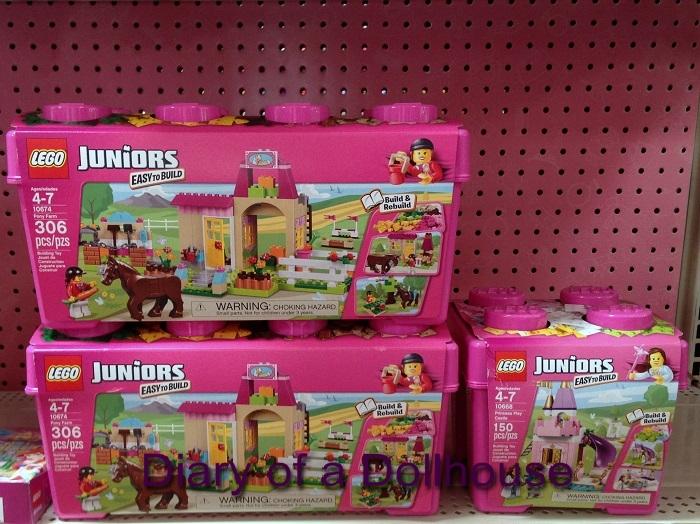 Lego Juniors Building Bricks