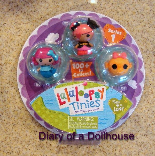 Lalaloopsy Tinies Dolls