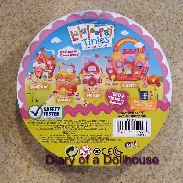 Lalaloopsy Tinies Series One