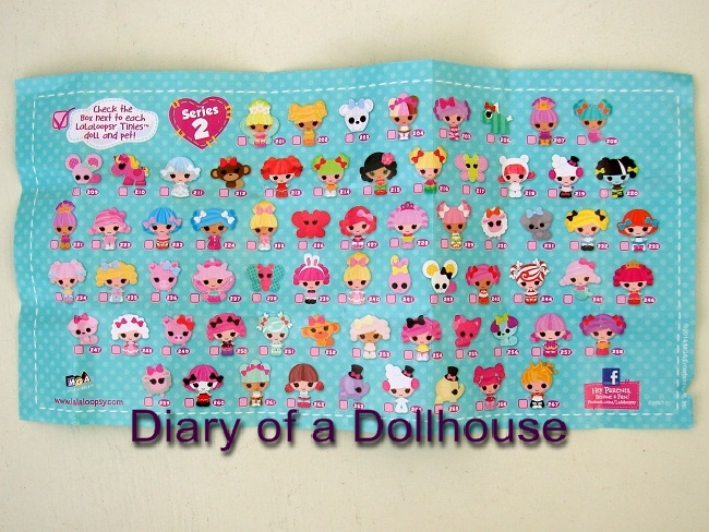 lalaloopsy tinies dolls i am not going to collect these diary of