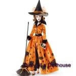 Halloween Doll Costumes And Dolls