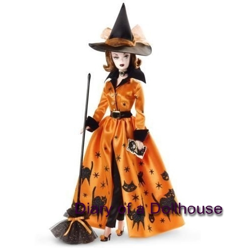 Barbie Exclusive Fan Club Halloween Doll