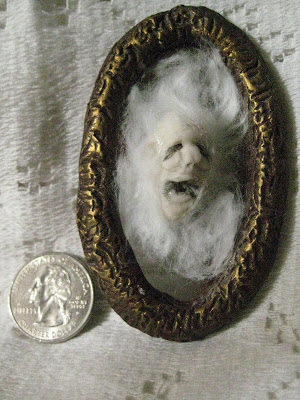 Dollar Store Dollhouse Haunted Mirror