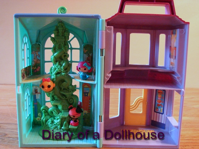 Fisher Price Toyshop Beanstalk Lalaloopsy Tinies Dolls