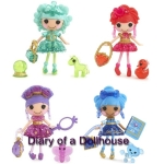 Lalaloopsy Mini Dolls Series 14