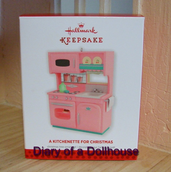 Hallmark Kitchenette Ornament