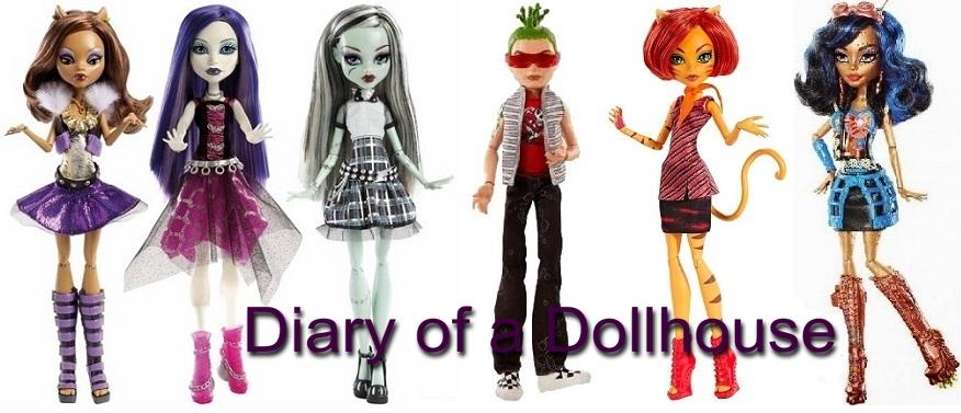 Ghouls Alive Monster High Dolls
