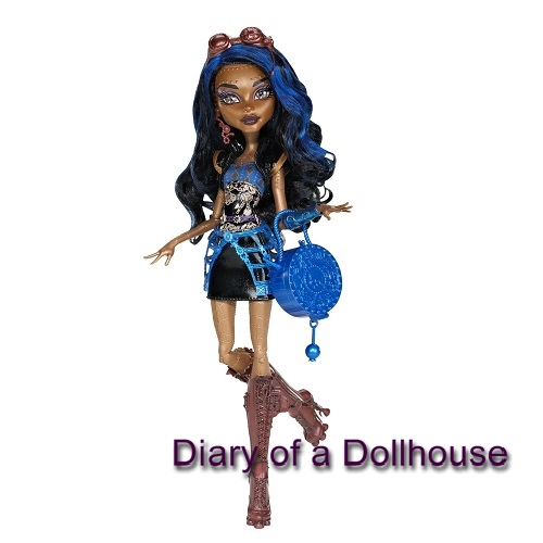 Robecca steam daughter of a mad scientist diary of a dollhouse - Monster high robecca steam ...